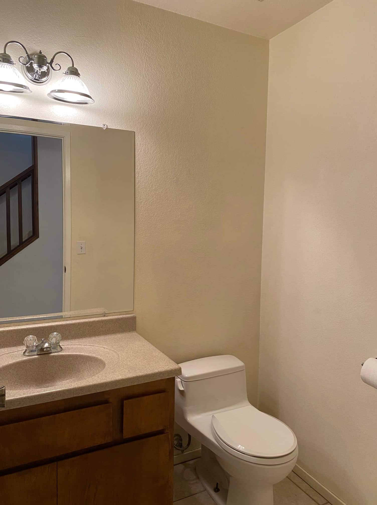 2801 Johnson #6 Downstairs bathroom