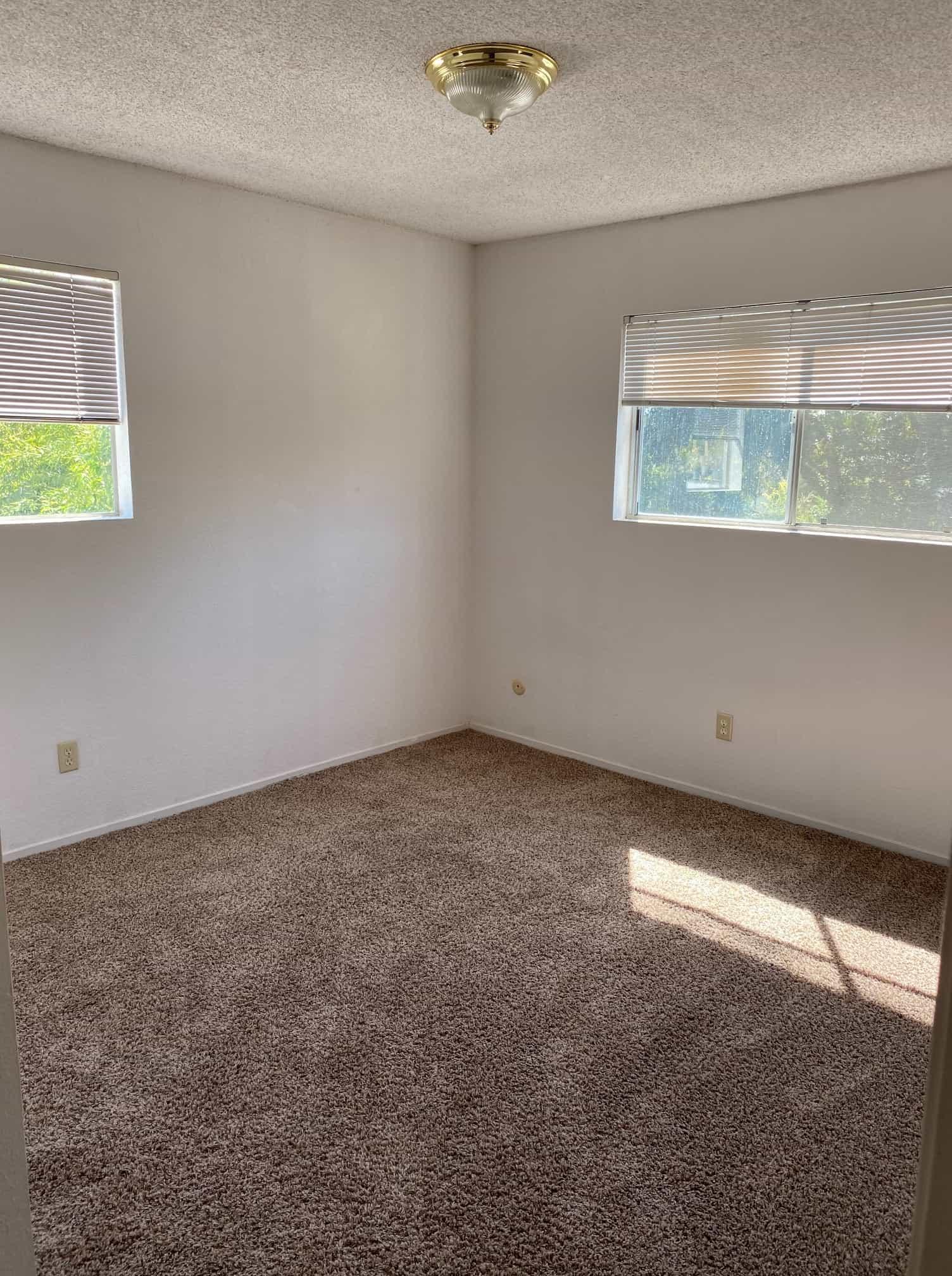 2801 Johnson #2 Left bedroom