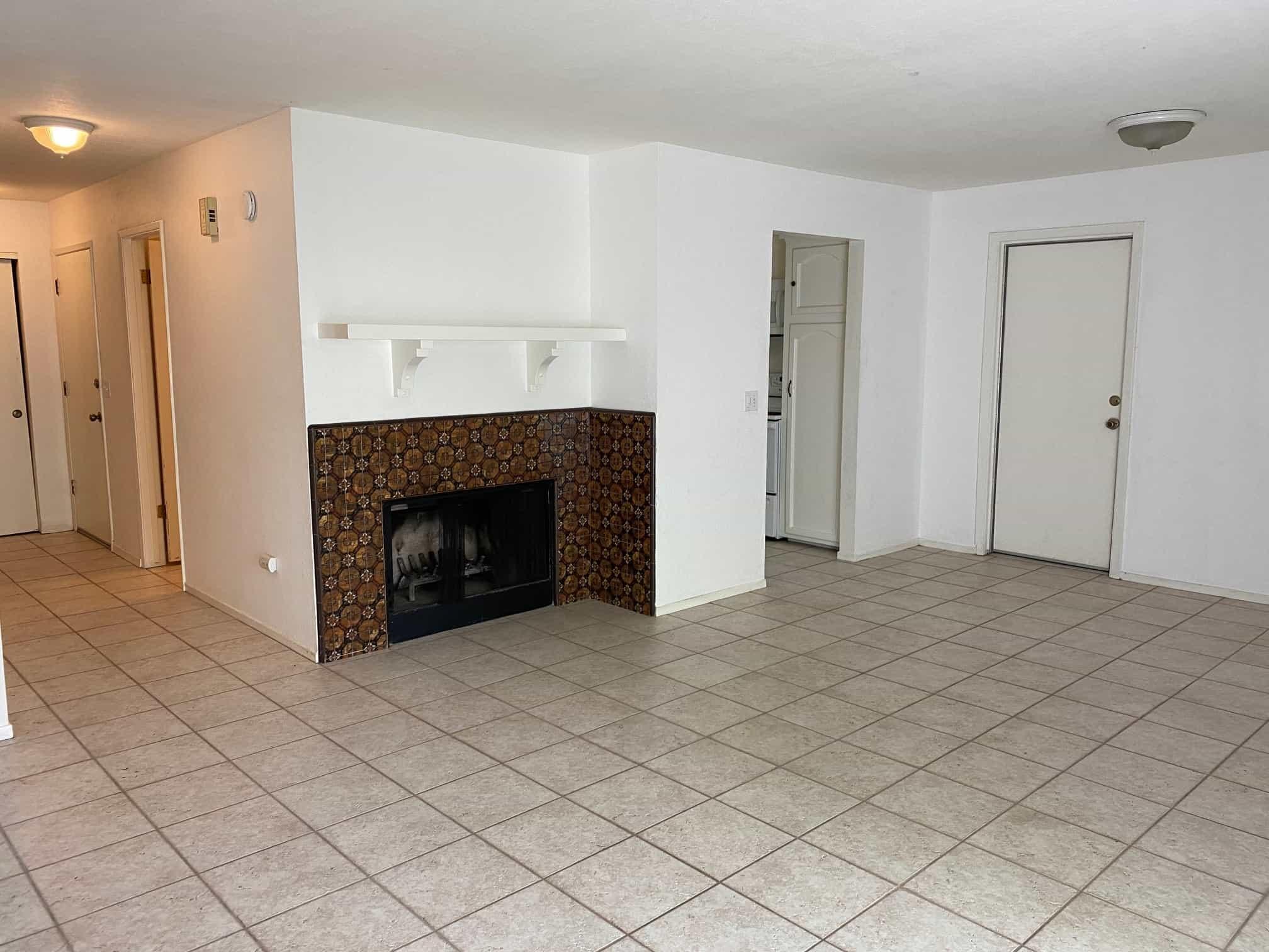 2801 Johnson #6 Living room