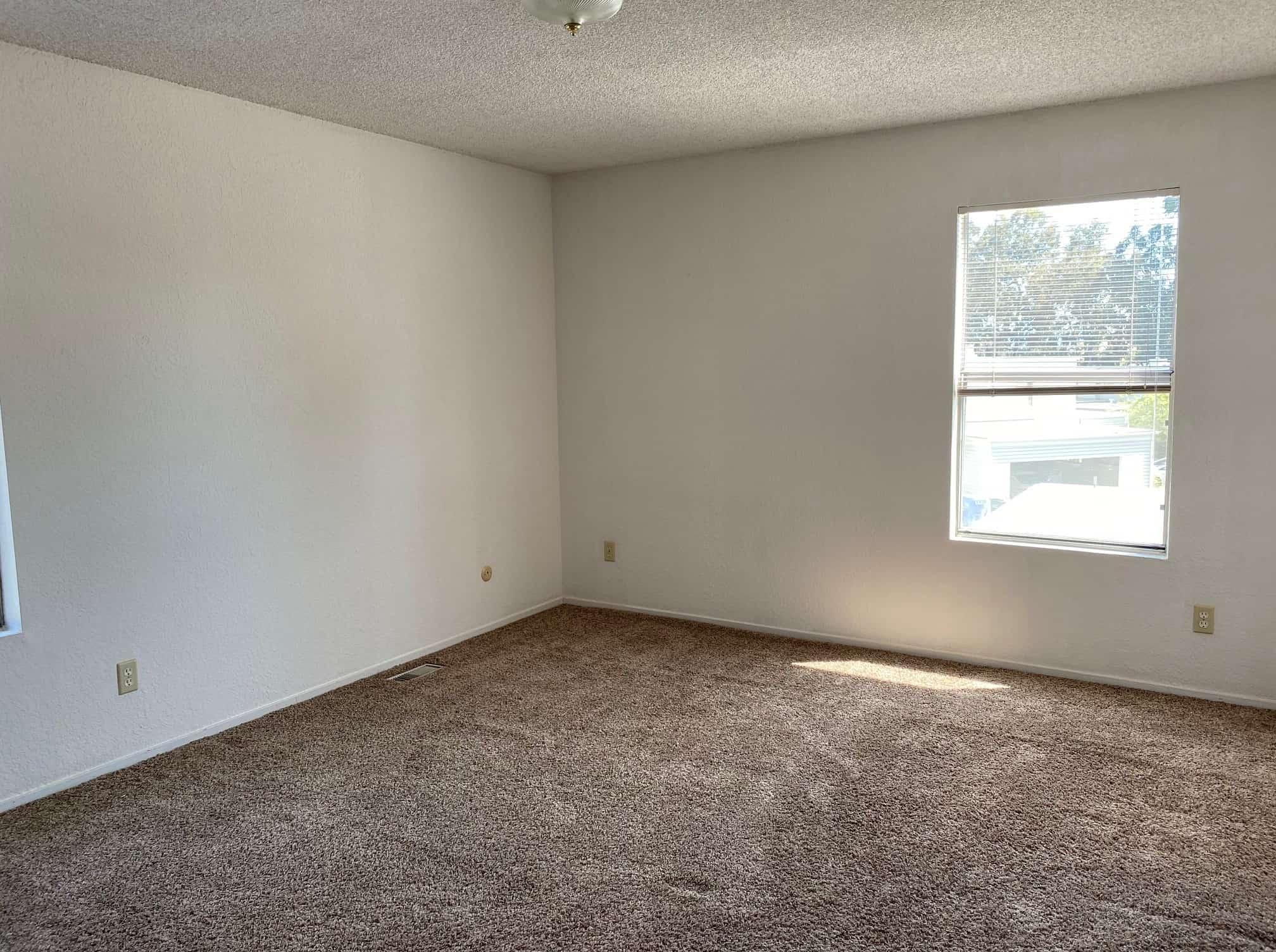 2801 Johnson #2 Master bedroom