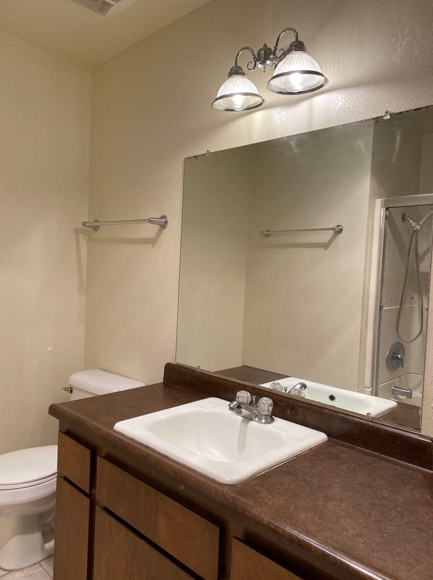 2801 Johnson #6 Upstairs hall bathroom
