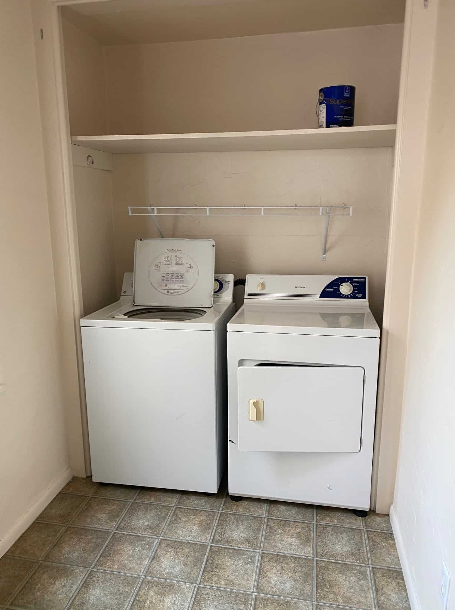 Laundry and Entry Room