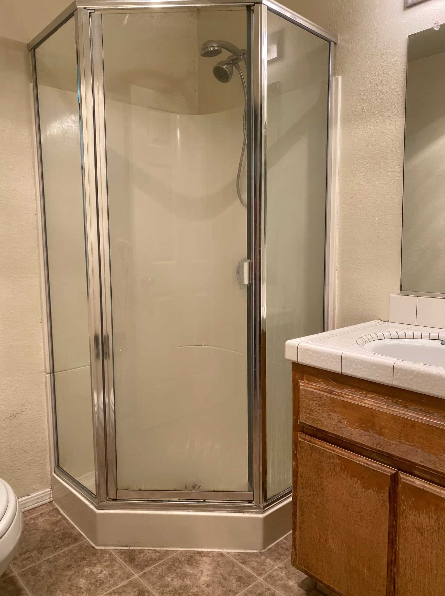 US bathroom